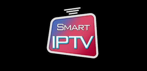 Smart IPTV App als Foto